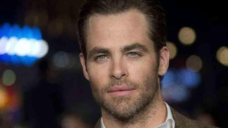 Chris Pine to play Richard Nixon's lawyer in new biopic