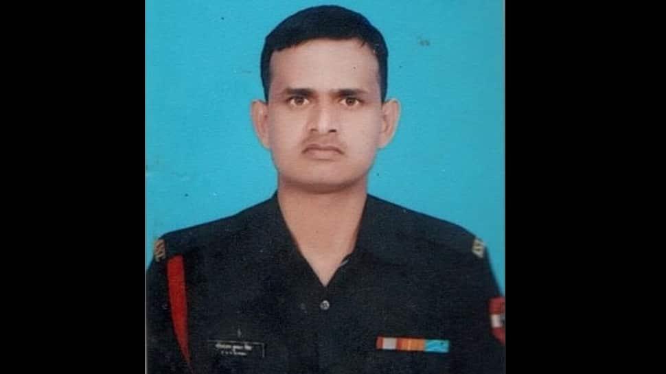 Indian Army Naik Ravi Ranjan Kumar Singh martyred in Pakistan firing in J&K`s Poonch - Zee News thumbnail