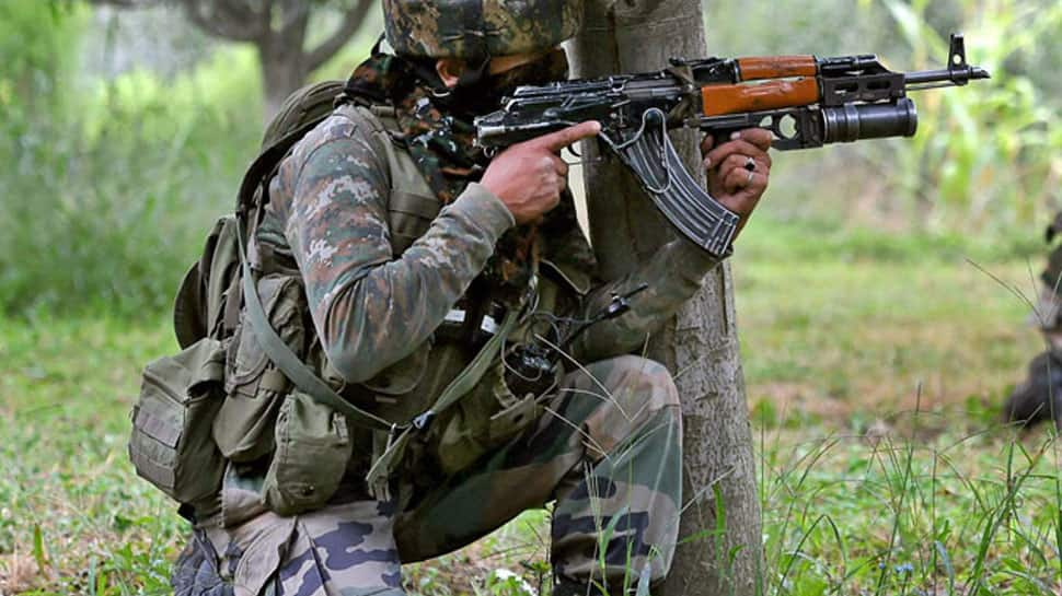 One terrorist killed, SPO martyred in Baramulla encounter, arms and ammunition seized