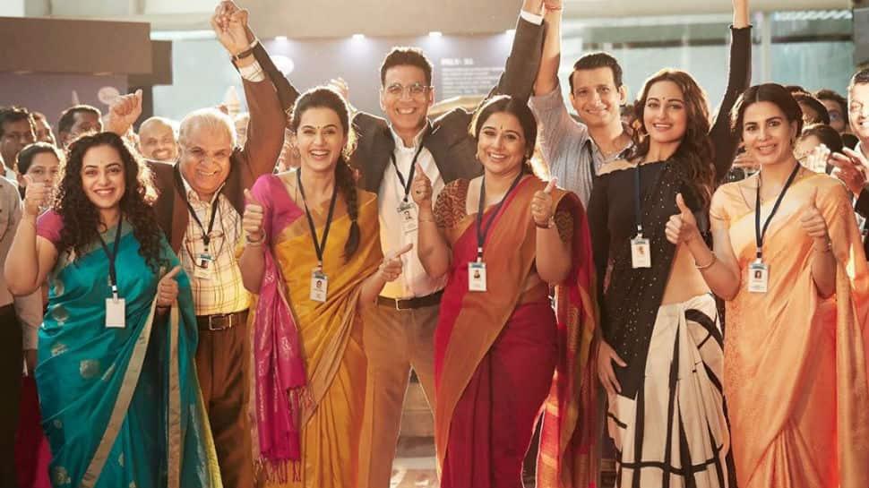Box office report: Akshay Kumar's 'Mission Mangal' trends on weekdays, crosses Rs 100 crore-mark