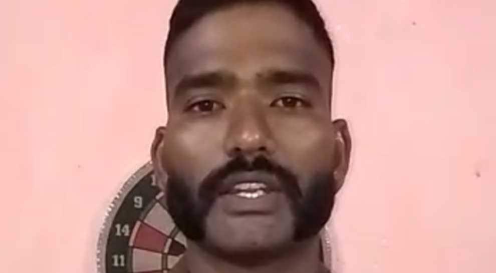 Army Havildar makes video selfie pleading to protect his land in Andhra Pradesh
