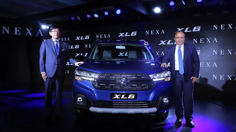 Maruti Suzuki XL6 MPV launched in India at Rs 9.79 lakh
