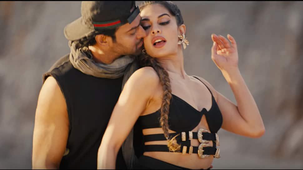 Prabhas turns 'Bad Boy' in 'Saaho', Jacqueline Fernandez oozes oomph in peppy dance song—Watch