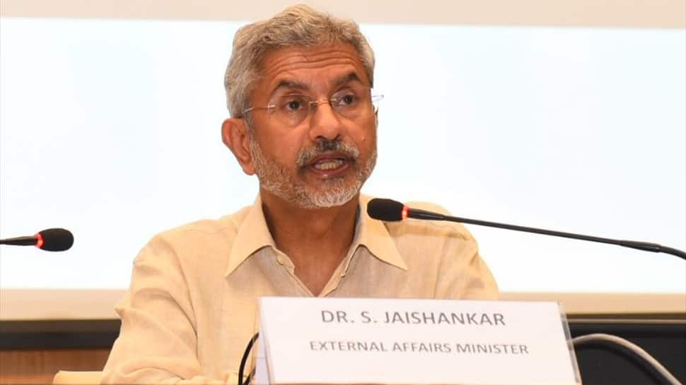 EAM Jaishankar in Nepal, to participate in fifth Nepal-India Joint Commission meet