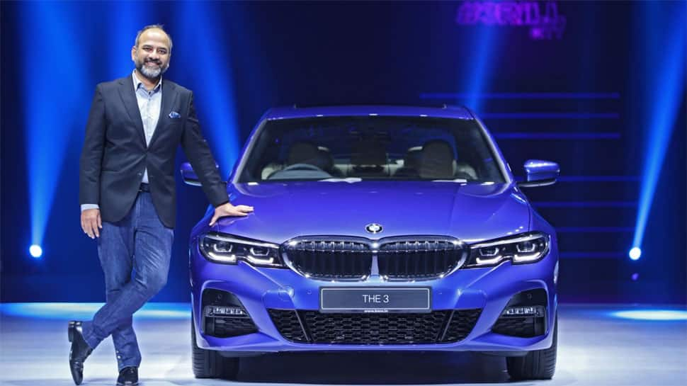 BMW 3 Series 2019 launched in India at Rs 41.40 lakh