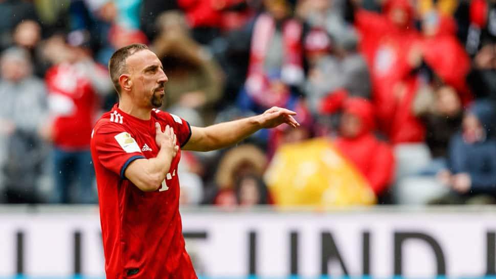 Serie-A: Fiorentina confirm Franck Ribery arrival