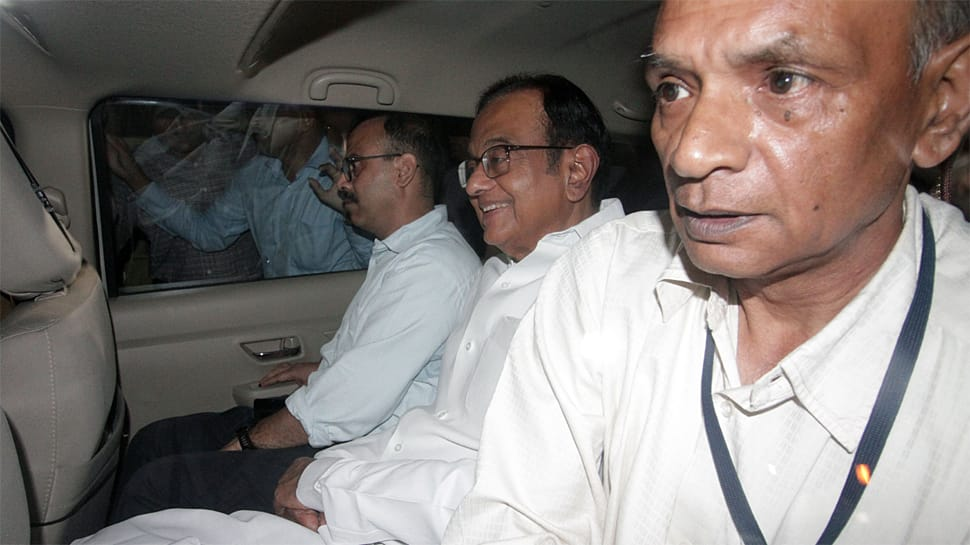 P Chidambaram arrested in INX Media case, to be produced in special CBI court on Thursday