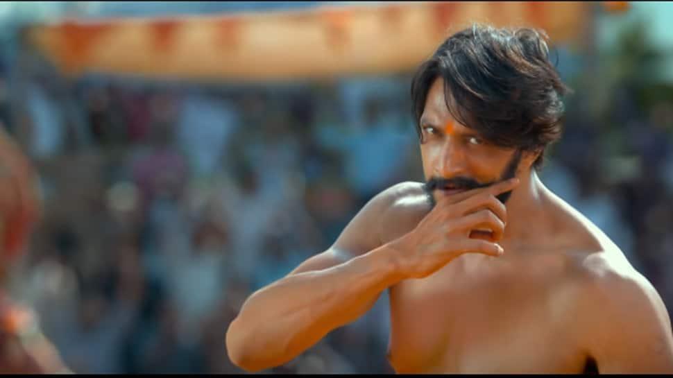 Pehlwaan trailer: Kichcha Sudeepa is the 'baadshah' of action—Watch