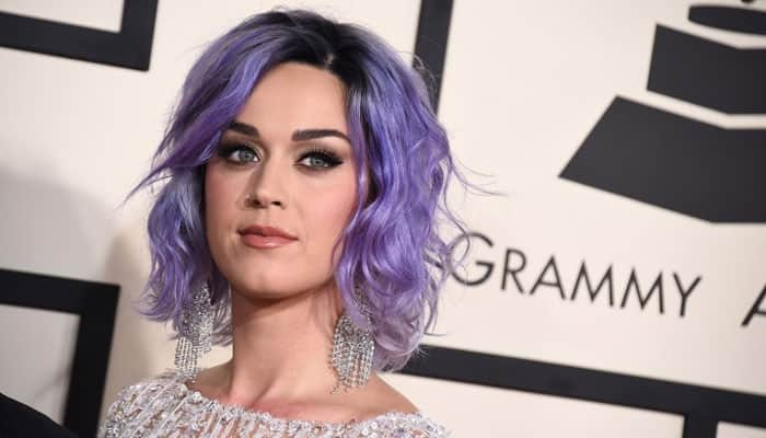Katy Perry, Orlando Bloom give major couple goals at 'Carnival Row' premiere