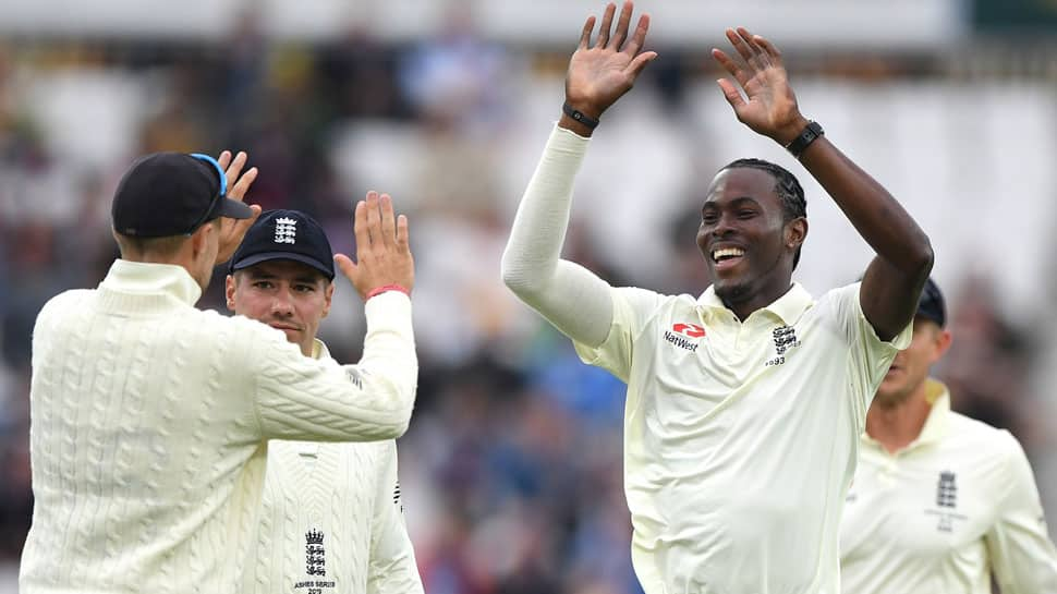 Ashes: David Warner hails 'world-class' Jofra Archer
