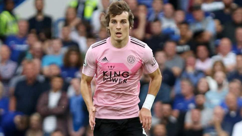 Leicester City's Brendan Rodgers hails Caglar Soyuncu as ideal replacement for Harry Maguire