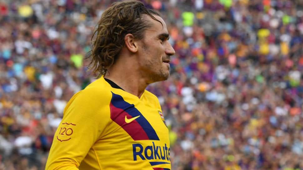 Barcelona injuries lay extra burden on Antoine Griezmann in home bow