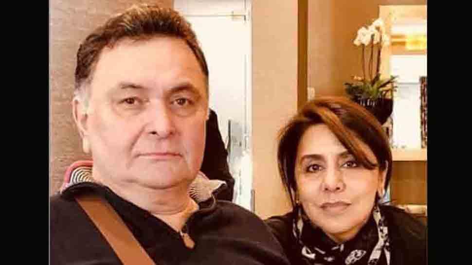Rishi Kapoor became like my child during cancer treatment, says Neetu Kapoor