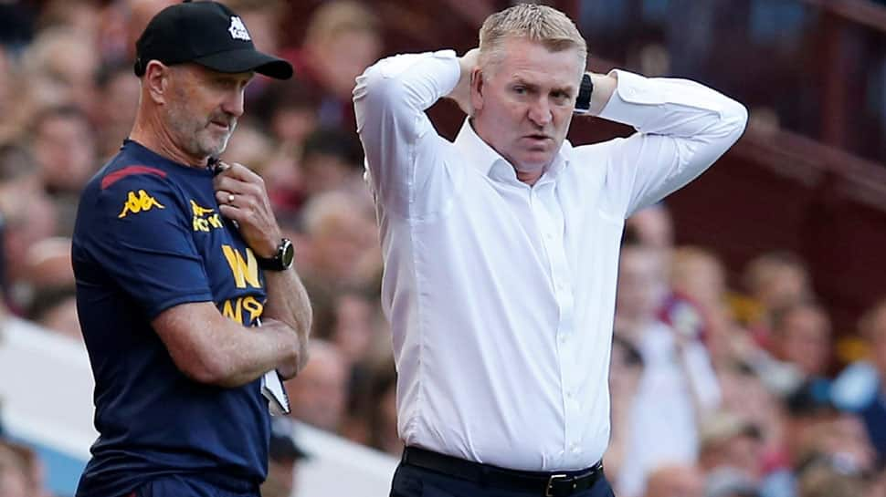 Aston Villa's Dean Smith not worried about record signing Wesley's slow start