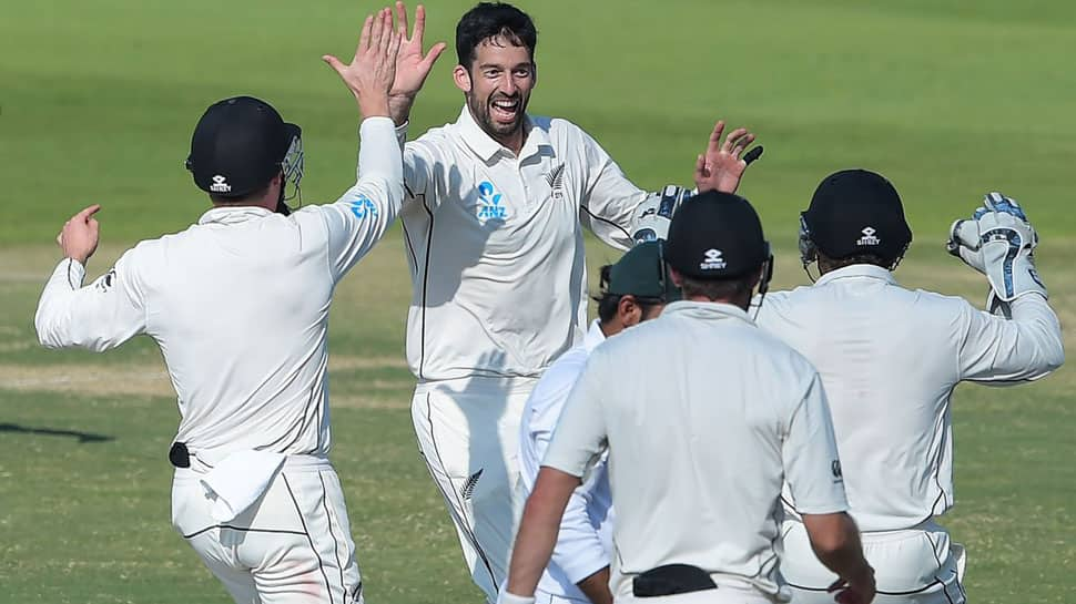2nd Test: Sri Lanka reach 144/6 against New Zealand before rain plays spoilsport on Day 2