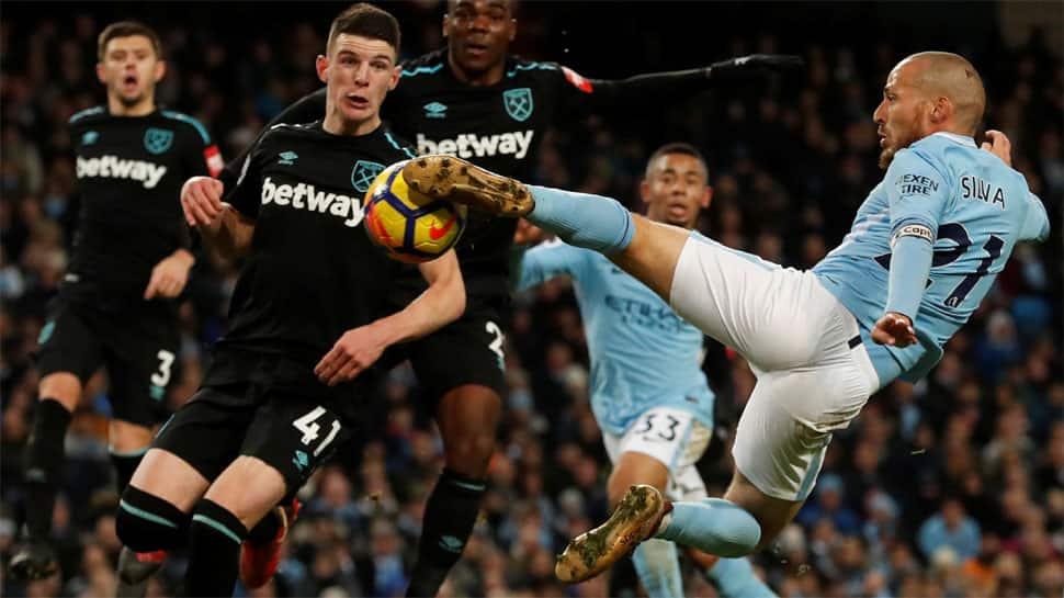 Pep Guardiola hails skipper David Silva ahead of Manchester City milestone