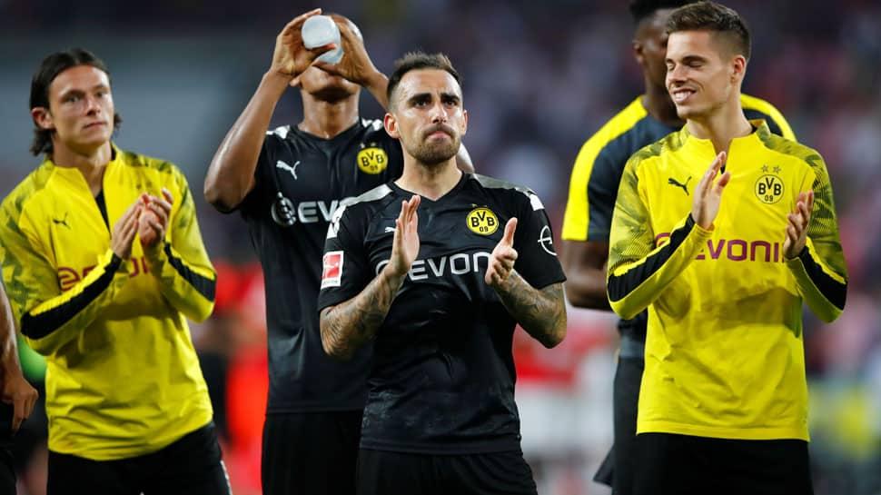 Bundesliga: Borussia Dortmund stage late comeback to beat Cologne 3-1