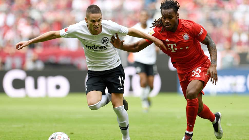 Portugal midfielder Renato Sanches leaves Bayern Munich to join Lille