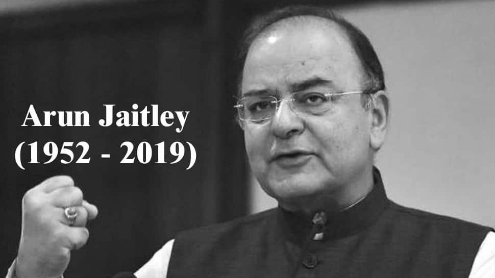 Former finance minister and BJP stalwart Arun Jaitley dies at 66