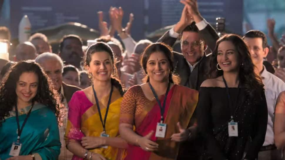 Box office report: 'Mission Mangal' witnesses growth, earns over Rs 135 crore
