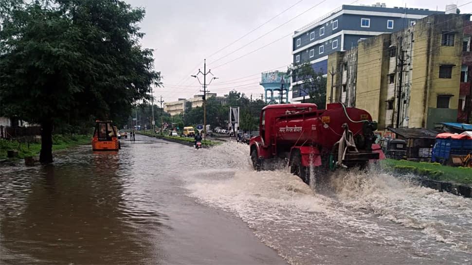 Heavy rains to lash Madhya Pradesh, Kerala on Sunday; several trains cancelled