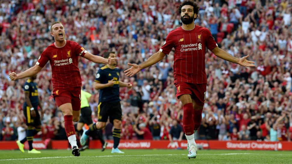 EPL: Three out of three for Liverpool as Arsenal dispatched