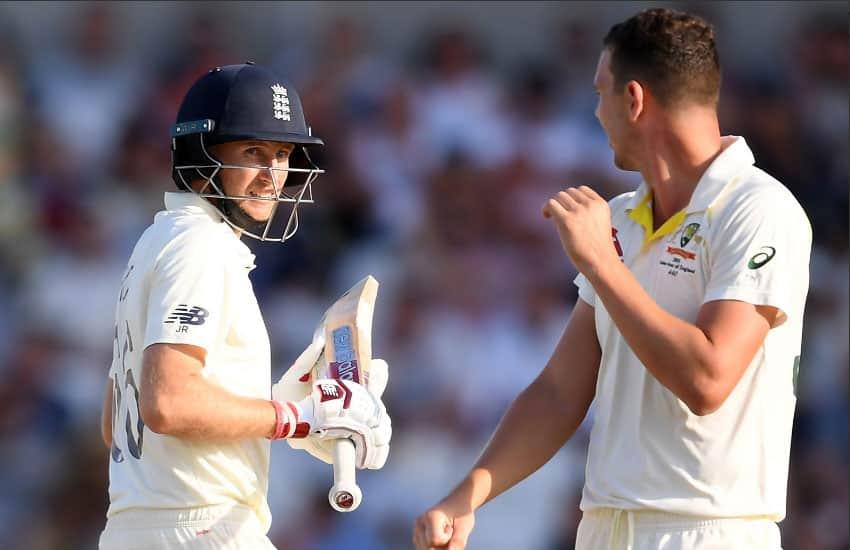 Ashes: Joe Root and Joe Denly give England faint hope against Australia