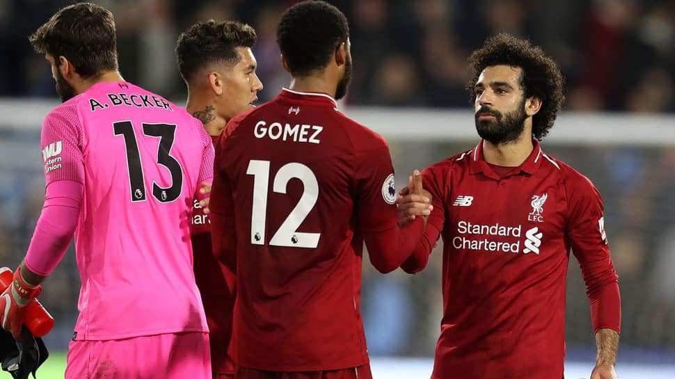 Our 'identity is intensity' says Liverpool boss Jurgen Klopp