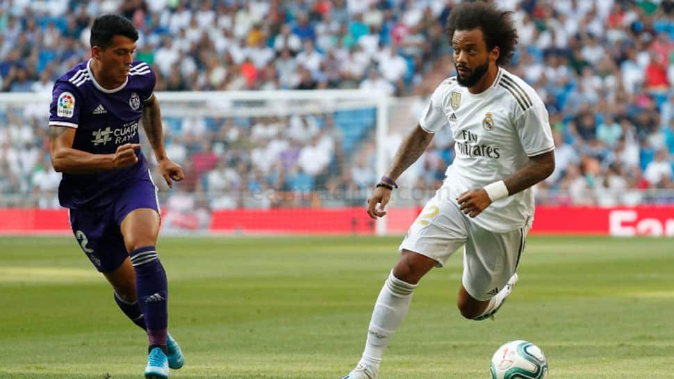 La Liga: Real Madrid held to frustrating draw with Valladolid after late equaliser