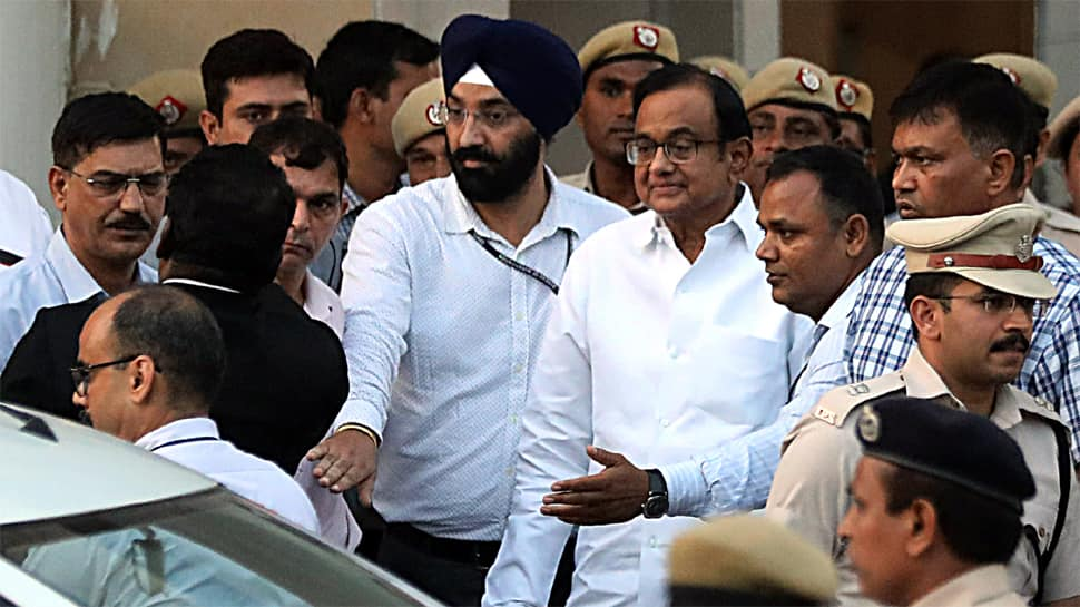 Chidambaram to be produced in special CBI court today in INX Media case