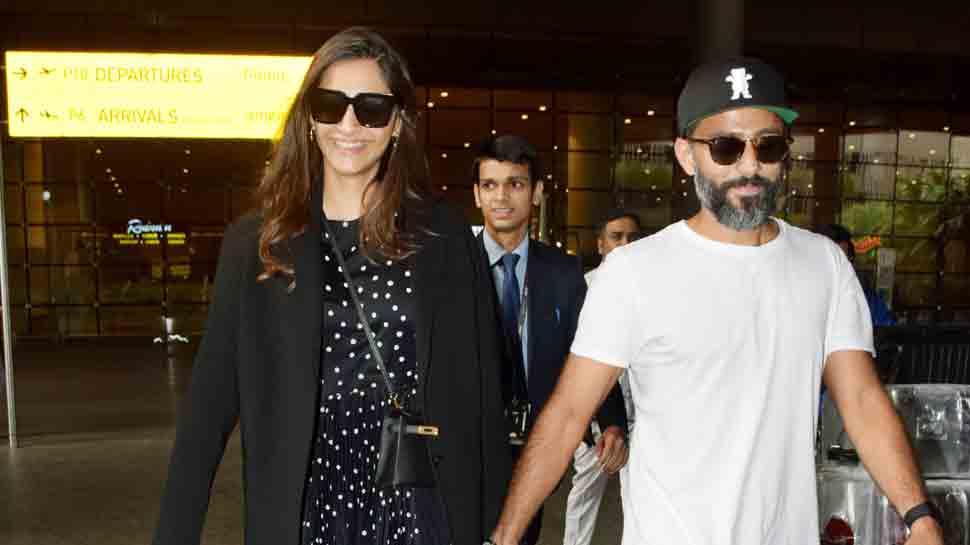 Sonam Kapoor misses husband Anand Ahuja, shares post