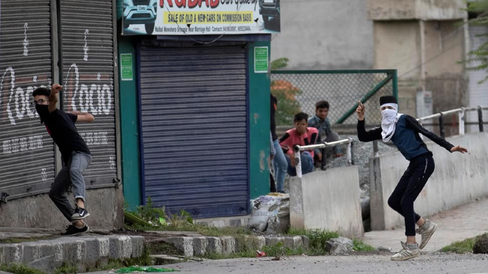 Truck driver killed by stone pelter in Kashmir, culprit arrested
