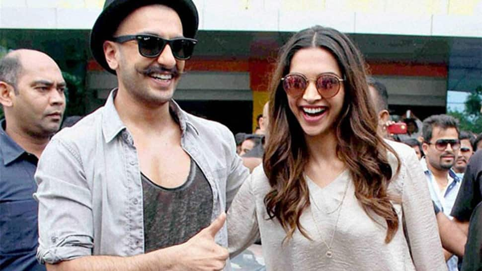 Deepika Padukone-Ranveer Singh trigger fan frenzy with baby bump speculation