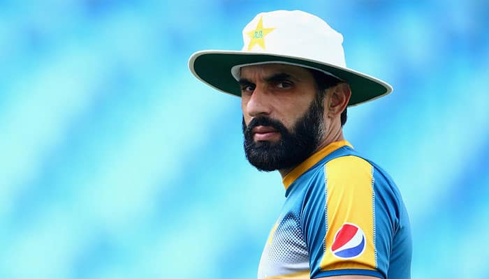 Misbah-ul-Haq applies for Pakistan's head coach job
