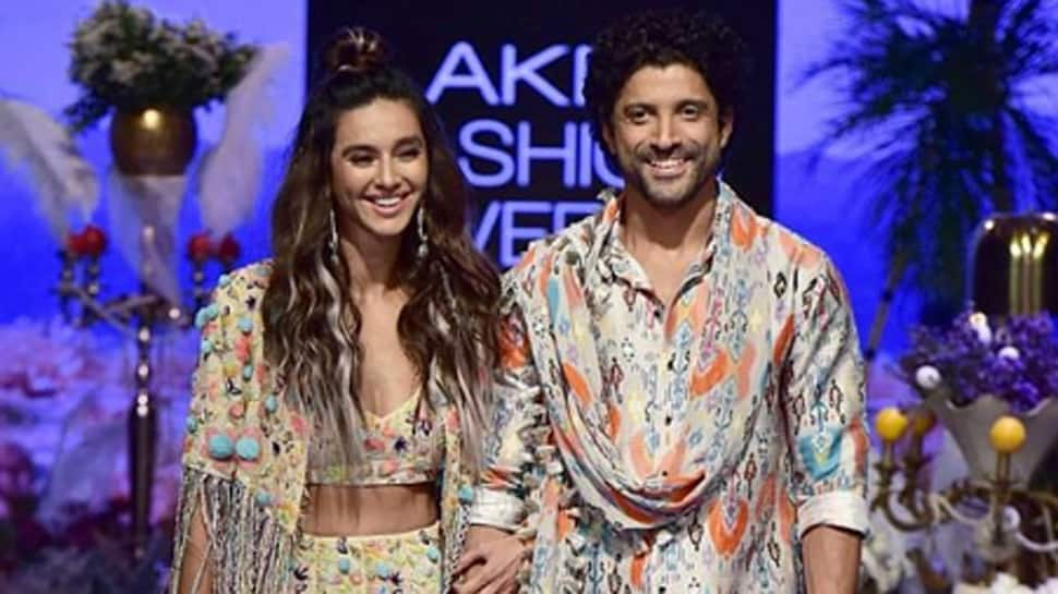 Farhan Akhtar calls ladylove Shibani Dandekar 'sunshine', wishes her love on birthday—See pic