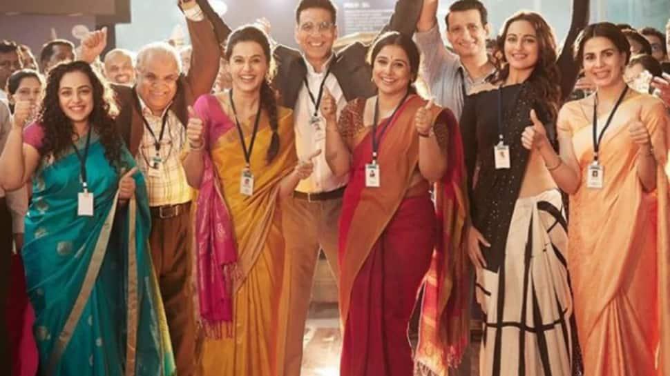 Akshay Kumar starrer 'Mission Mangal' Box Office report