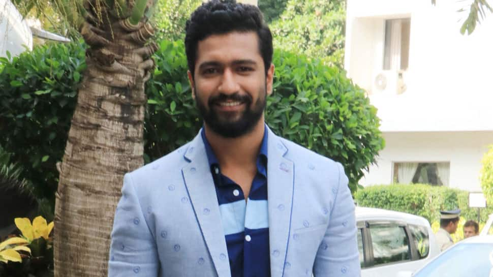 Never had to suffer in real-life relationships: Vicky Kaushal