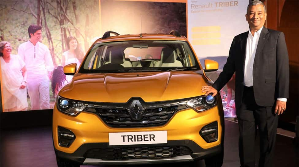 Renault Triber launched in India at starting price of Rs 4.95 lakh