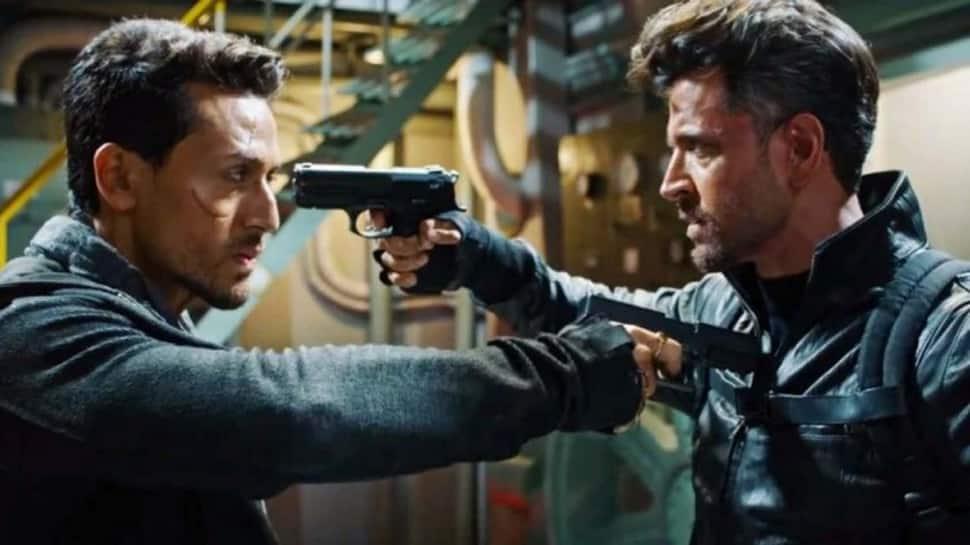 Hrithik Roshan, Tiger Shroff's 'War' trailer triggers funny memes
