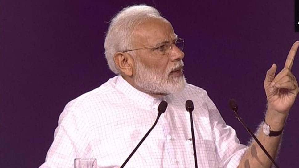 PM Modi exhorts Indians to adopt healthy lifestyle at launch of Fit India Movement