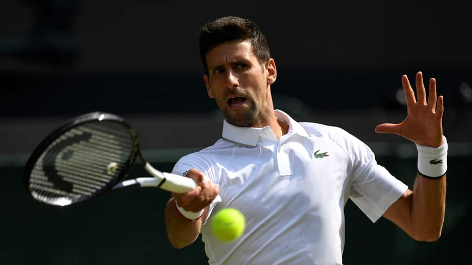 Novak Djokovic survives injury scare to advance at the US Open