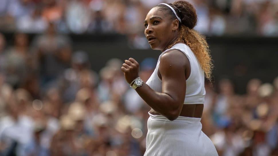 Serena Williams survives scare to reach US Open third round