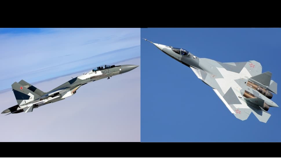 Sukhoi Su-35 and Su-57E: Turkey may buy Russian fighters after losing the F-35 Lightning II to US sanction