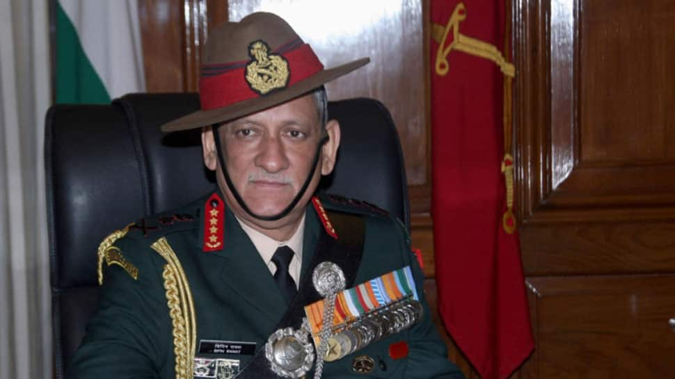 Army Chief General Bipin Rawat to visit J&K on Friday, his first after scrapping of Article 370