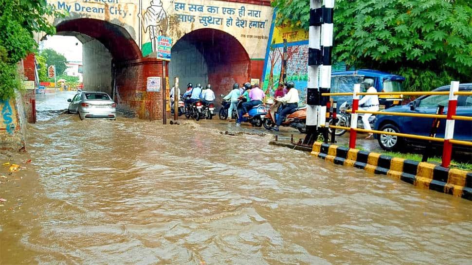 Heavy rains to lash Gujarat, Goa today; wet spell across India for next 3 days