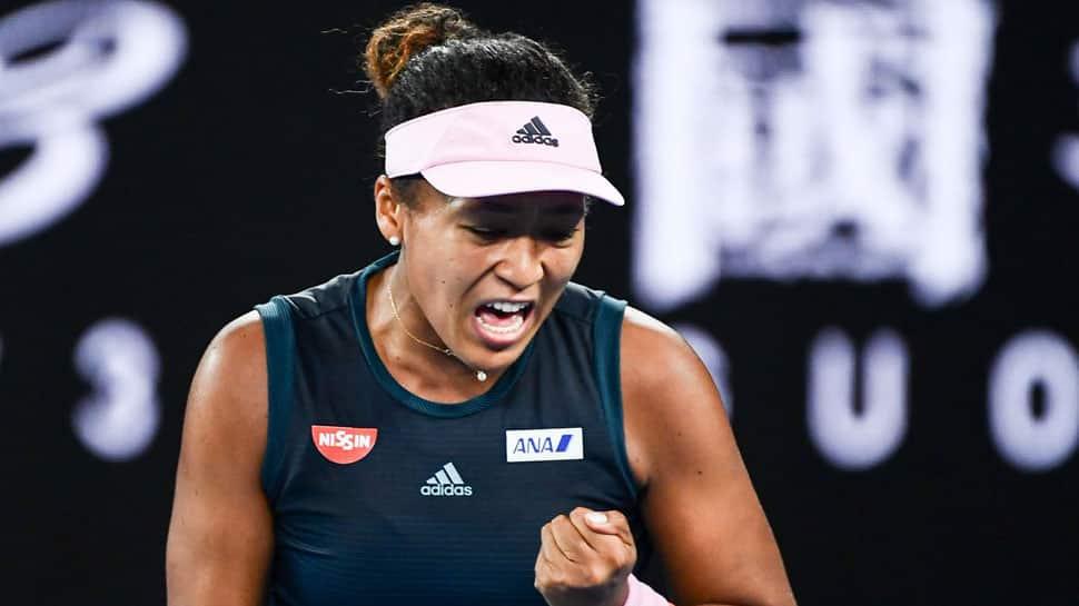 Naomi Osaka overcomes Magda Linette challenge to reach US Open third round