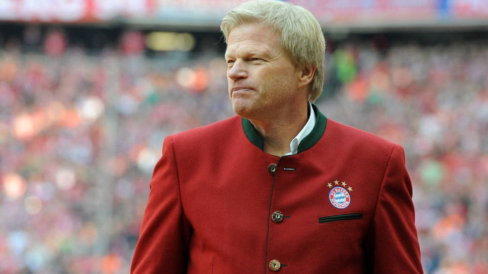 Oliver Kahn appointed to Bayern Munich board, to take over as CEO in 2022