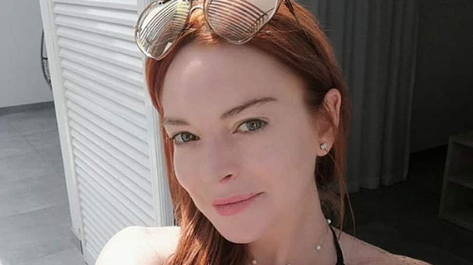 Lindsay Lohan returns to music after 11 years with 'Xanax'
