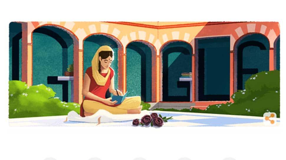 Amrita Pritam: Google Doodle honours Punjabi literary giant's 100th birth anniversary