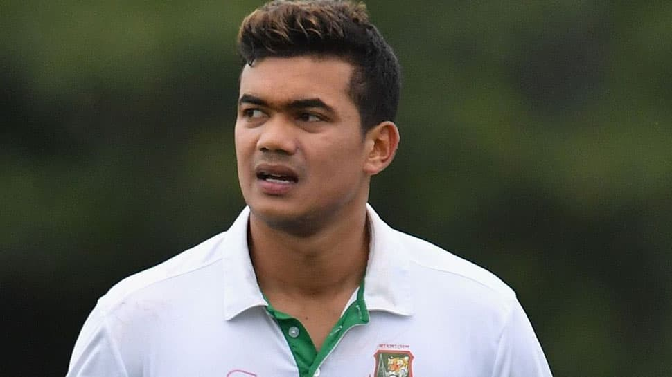 Taskin Ahmed recalled in Bangladesh squad for lone Afghanistan Test